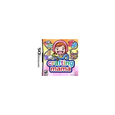Crafting Mama Nintendo DS Game MAJESCO