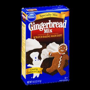 Pillsbury Gingerbread Mix