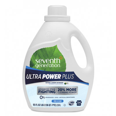 Seventh Generation Free & Clear Ultra Power Plus™ Natural Laundry Detergent