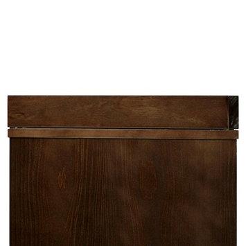 Million Dollar Baby Babyletto Hudson Espresso/ White 2-tone Changer Dresser