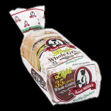 Aunt Millie's 35 Calorie Whole Grain Bread