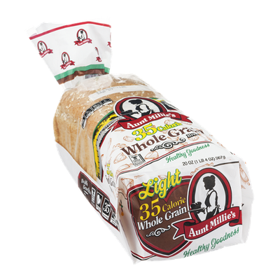 Aunt Millie's 35 Calorie Whole Grain Bread
