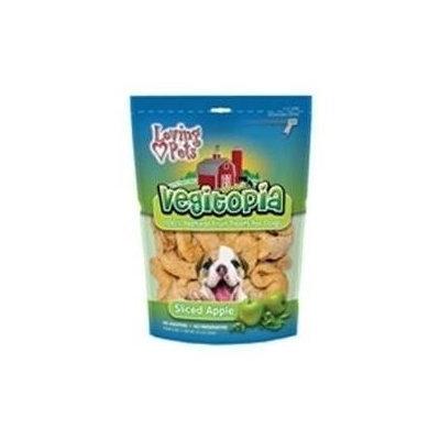 Loving Pets Vegitopia Apple Slices: 4.5 oz