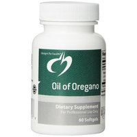 Designs for Health - Oil of Oregano (150mg) - 60 gelcaps
