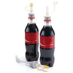 Jokari/us Jokari-US 19546 Soda Straws - 2pk- Bottle