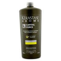 Kerastase Homme Capital Force Shampoo Vita Energising Effect 34 oz