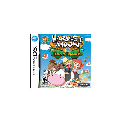 Crave Entertainment Harvest Moon: Island of Happiness