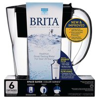 BRITA PITCHER WATER FILTRATION SYSTEM BLUE