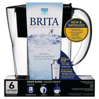 BRITA PITCHER WATER FILTRATION SYSTEM BLUE