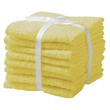 Feroze1888 Mills Ltd. Room Essentials 8-pk. Washcloth Set - Pongee Tint