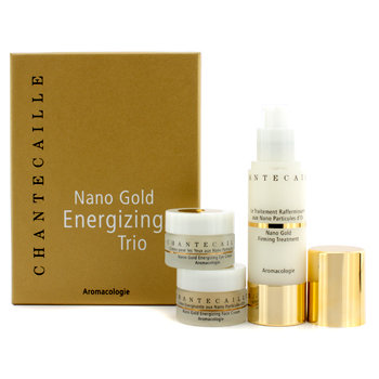 Chantecaille Nano Gold Trio Set