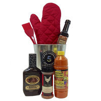 Fifth Avenue Gourmet Grilling Gift Set