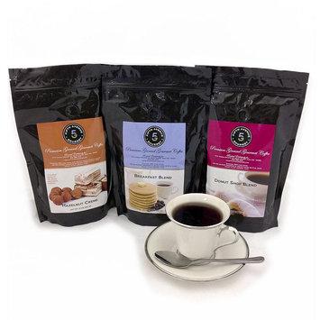 Fifth Avenue Gourmet 3-pk. Gourmet Coffee Lovers Gift Set