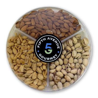 Fifth Avenue Gourmet Triple Threat Nut Sampler
