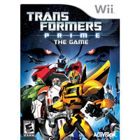 Activision Transformers Prime: The Game - Action/Adventure Game - Wii 84340