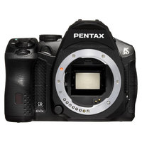 Pentax K-30 Digital SLR Camera Body - Black