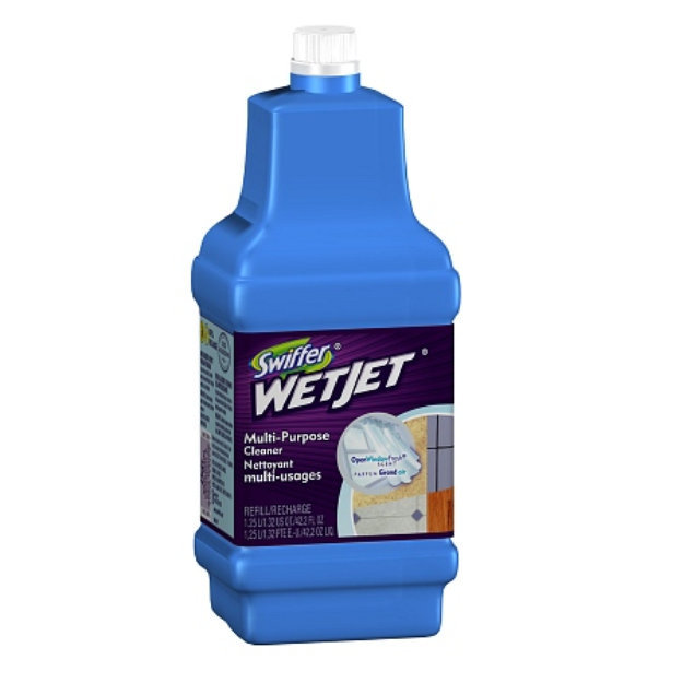 Swiffer Wetjet Solution Multi Purpose Cleaner Refill