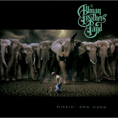 Allman Brothers Band ~ Hittin' the Note (new)
