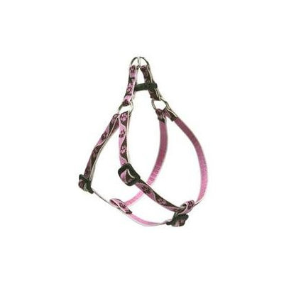 Lupine Pet 746889543947 Tickled Pink 10 inch-13 inch Step In Harness