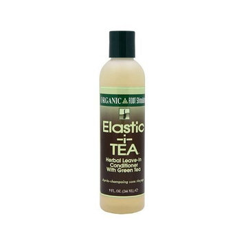 Organic Root Stimulator Elastic-I-Tea Herbal Leave-In Conditioner with Green Tea, 8.4 Ounce