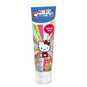 Kid's Crest Crest Kid's Hello Kitty Toothpaste