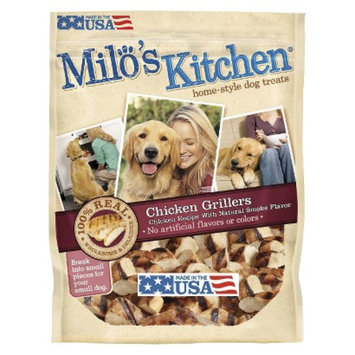 Milo's Kitchen Home Style Dog Treats - Chicken Grillers (15 oz)