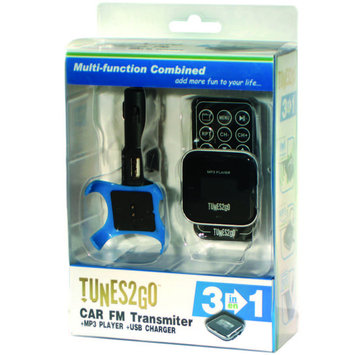 Car FM Transmitter/MP3 Player/ USB Charger