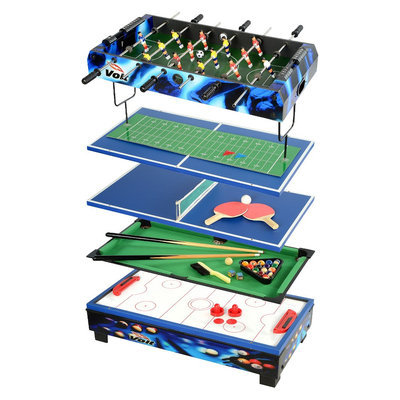Voit Challenge 7 in 1 Table Top Combo Table
