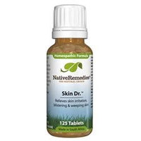 Native Remedies SDR001 Skin Dr. for Skin Disorders - 125 Tablets
