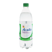 Acadia Sparkling Spring Water