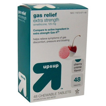 Up & Up UP 48CT GAS RELIEF EX