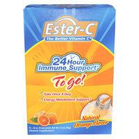 Ester-C Natural Orange Immune Support Vitamin Supplement - 0.32 oz