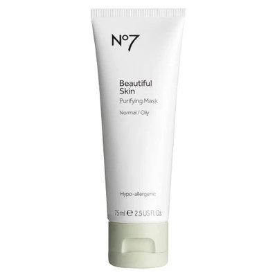 No7 Beautiful Skin Purifying Mask