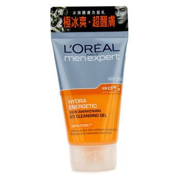 L'Oréal Paris Men Expert Hydra Energetic Skin Awakening Icy Cleansing Gel