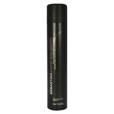 Paul Sebastian Sebastian Shaper Zero Gravity Dry Brushable, Lightweight Control Hairspray