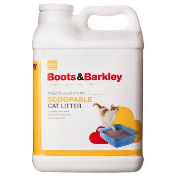 Boots & Barkley Fragrance Free Scoopable Cat Litter Jug - 20 lb.