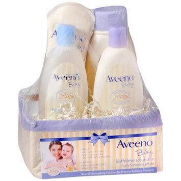 Aveeno® Baby Daily Bathtime Solutions Gift Set