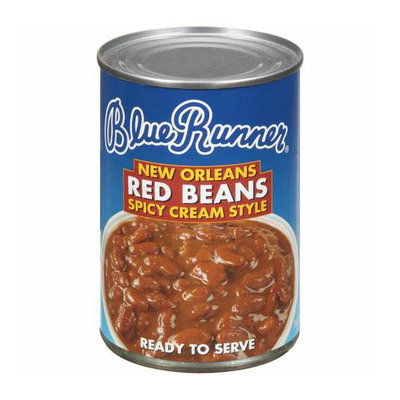 Blue Runner : New Orleans Spicy Cream Style Red Beans