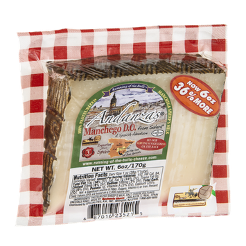 Andanzas Manchego D.O. From Salera Cheese Sheep's Milk