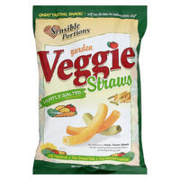 Sensible Portions Sea Salt Garden Veggie Straws 7 oz