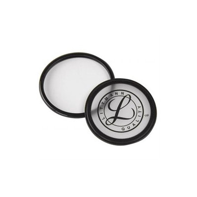 Mabis 13-556-020 Littmann Large Master Classic II Tunable Diaphragm and Rim Assembly - Black