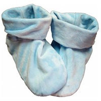 Herbal Concepts HCBOOTLB Herbal Comfort Booties - Light Blue