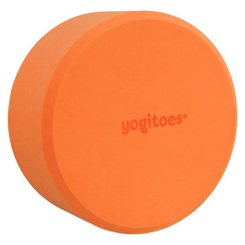 Yogitoes orange yoga rdot