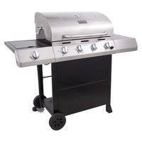 Char-Broil 4 Burner Gas Grill