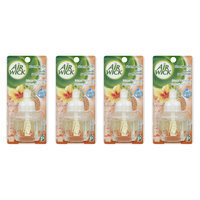 Airwick Air Wick Island Paradise Scented Oil Refills 0.67 oz 4 ct