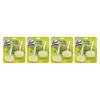 Lysol No Mess Automatic Toilet Bowl Cleaner - Citrus, 5.64 Ounces, 4 Pack