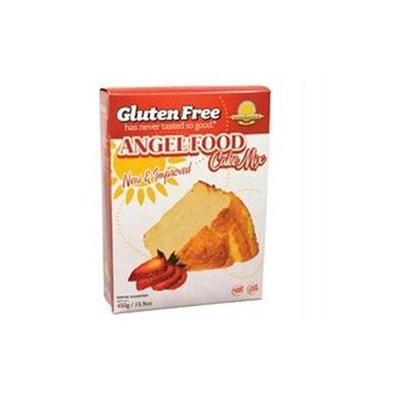 Kinnikinnick Foods 01551 Kinnikinnick Foods Angel Food Cake Mix- 6x16 Oz