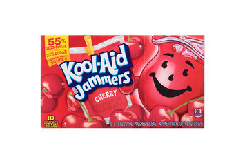 Kool-Aid Jammers Cherry Pouches