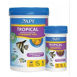 Mars Fishcare North America Api Tropical Premium Flake Fish Food