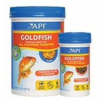 Mars Fishcare North Amer 973554 4oz Api Goldfish Premium Pellets